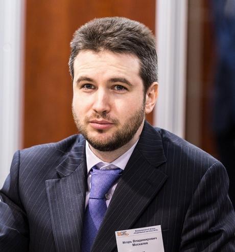 Игорь Владимирович Москалёв